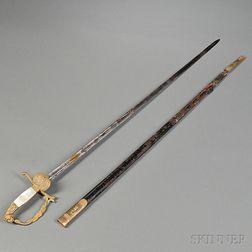 Imperial Austrian Court Sword