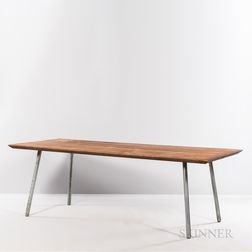 Frank Gehry (Canadian/American, b. 1929) MIT Mathematics Department Table