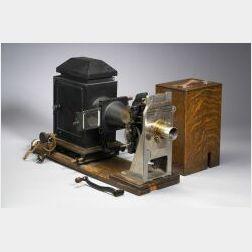 Edison Underwriters Model Projecting Kinetoscope