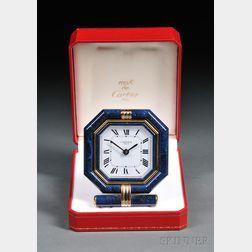 Must de Cartier Travel Alarm Clock