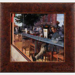 Jason Aponte (American, b. 1976)      Reflections