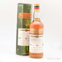 Laphroaig 18 Years Old 1988, 1 750ml bottle (oc)