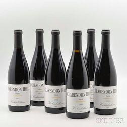 Clarendon Hills Hickinbotham Syrah 2003, 6 bottles