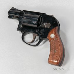 Smith & Wesson Model 38 Airweight Bodyguard Double-action Revolver