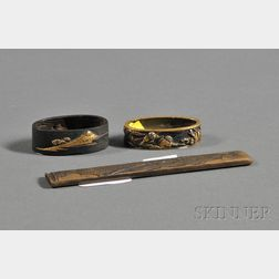 Three Sword Fittings