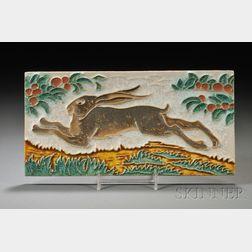 Delft Rabbit Tile