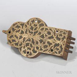 16th Century Renaissance-style Lock
