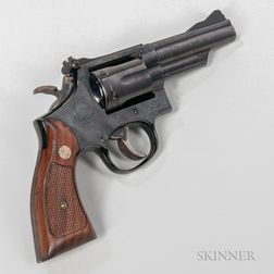 Smith & Wesson Model 19-3 Double-action Revolver