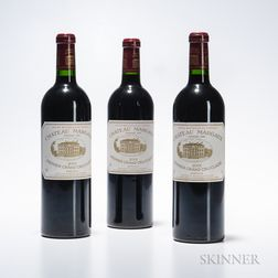 Chateau Margaux 2001, 3 bottles