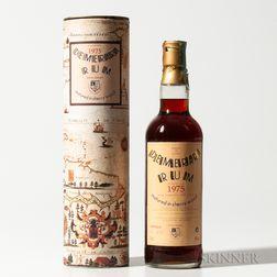 Demerara Rum 1975, 1 70cl bottle (ot)