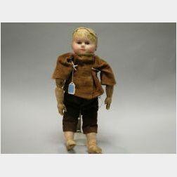 Martha Chase Cloth Child Doll