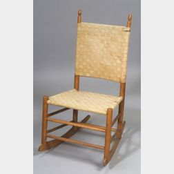 Shaker Production No. 3 Rocking Chair