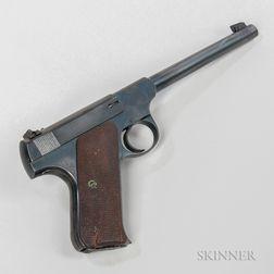 Colt Woodsman Semiautomatic Pistol