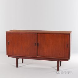 Arne Vodder for Sibast Teak Cabinet