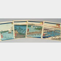 Sixty Hiroshige Prints