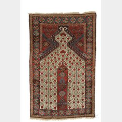 Beshir Prayer Rug
