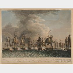 Murray Draper Fairman & Co. and James Webster, publishers (Philadelphia, 1815) The Battle on Lake Erie...Fought Sept. 10, 1813-First Vi