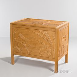 Judy Kensley McKie Studio Furniture Chest