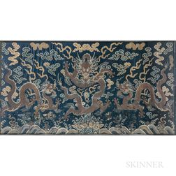 Embroidered Altar Frontal Panel