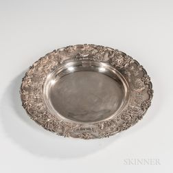 Kirk Sterling Silver Tray
