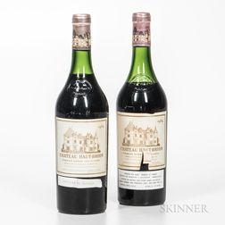 Chateau Haut Brion 1964, 2 bottles