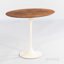 Eero Saarinen (Finnish American, 1910-1961) for Knoll Associates Side Table
