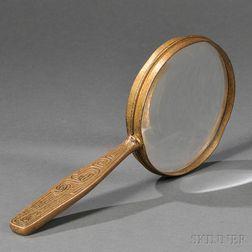 Tiffany Zodiac Magnifying Glass