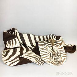 Zebra Hide Carpet