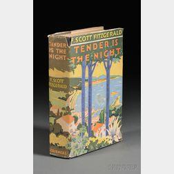 Fitzgerald. F. Scott (1896-1940)