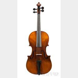 American Violin, Jacob Thoma, Boston, 1914