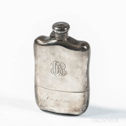 Tiffany & Co. Sterling Silver Flask
