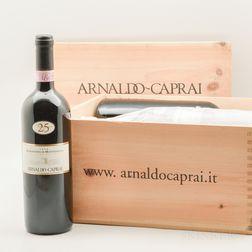Arnaldo-Caprai Sagrantino di Montefalco 25 Anni 1998, 6 bottles (owc)