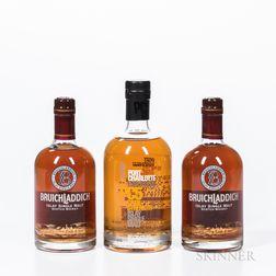 Bruichladdich, 2 500 ml bottles (ot)1 70cl bottle