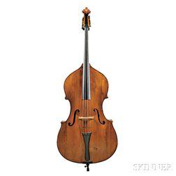 Italian 7/8-size Double Bass