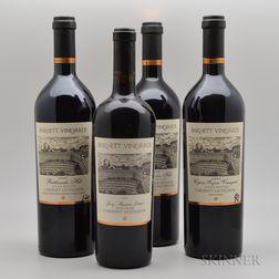 Barnett Vineyards, 4 bottles