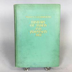 Ananda K. Coomaraswamy, History of Indian and Indonesian Art