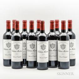 Chateau Montrose 2005, 11 bottles