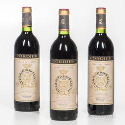 Chateau Gruaud Larose 1979, 3 bottles
