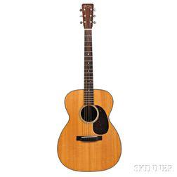 C.F. Martin & Co. 000-18 Acoustic Guitar, 1954
