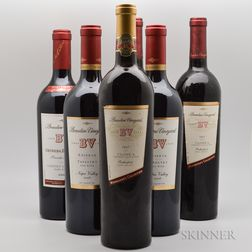 Beaulieu Vineyard, 6 bottles