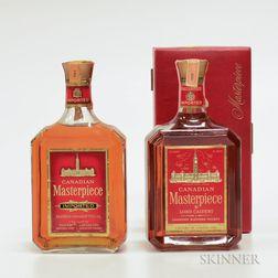 Mixed Canadian Masterpiece, 2 4/5 quart bottles