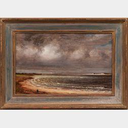 Peter Layne Arguimbau (New York/Connecticut/Italy, b. 1951)      Nantucket Coast