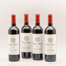Chateau Montrose 2005, 4 bottles