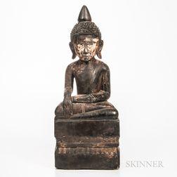 Laotian Seated Buddha
