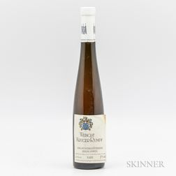 Kruger Rumpf Munster Pittersberg Eiswein 1998, 1 demi bottle