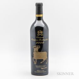Chateau Mouton Rothschild 2000, 1 bottle