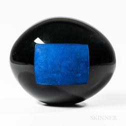 Ben Sewell Art Glass Sculpture