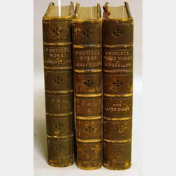 The Complete Prose Works of Henry Wadsworth Longfellow