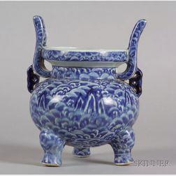 Porcelain Censer