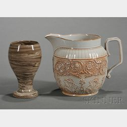 Two Wedgwood Norman Wilson Items
